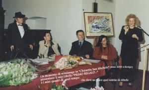 anno 2000 mostra in Chiesetta S. Michele (RO)