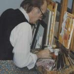 Altedo GUIZZARO e la sua pittura