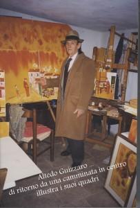 Altedo Guizzaro illustra e sue opere