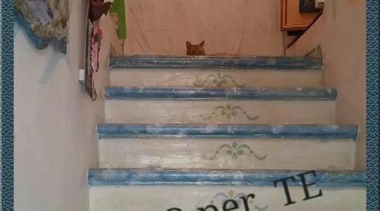 *in atelier/casa: la scala*