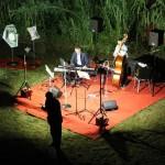 *le ISOLE della FELICITA' alla serata jazz*